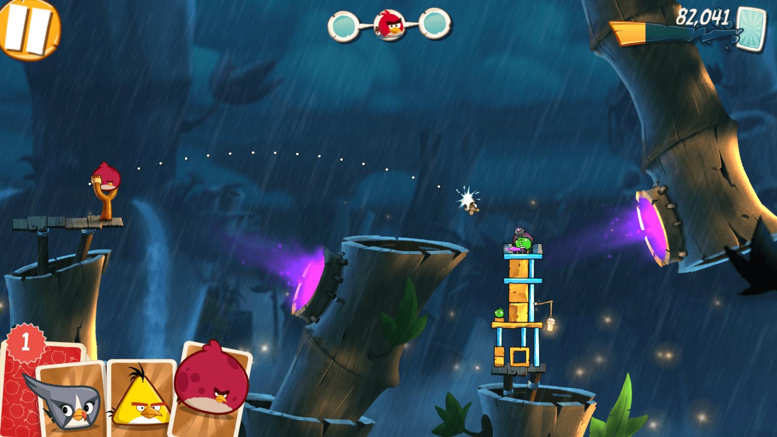 Прохождение боссов Angry Birds 2, часть 2 Прохождение боссов Angry Birds 2, часть 2