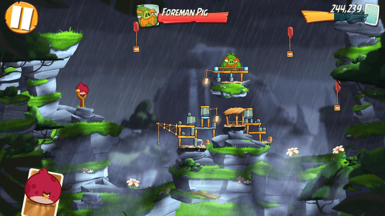 Screenshot 2015 08 24 02 38 06 - Прохождение боссов Angry Birds 2, часть 3