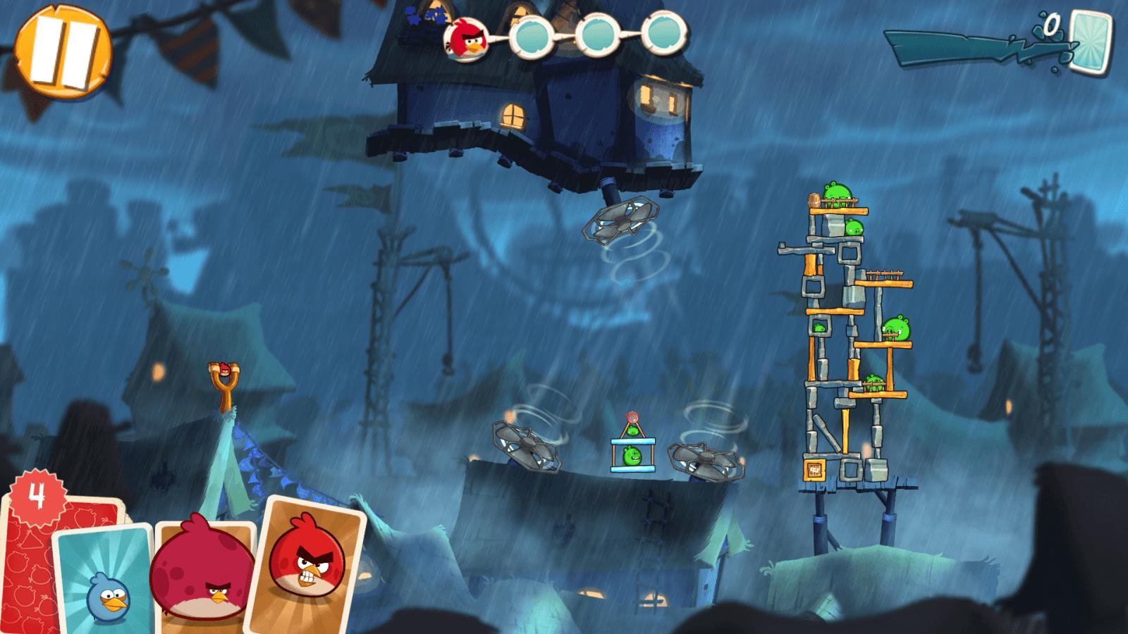 Screenshot 2015 08 24 02 55 06 - Прохождение боссов Angry Birds 2, часть 3