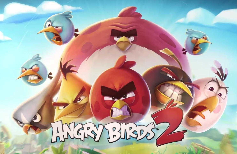 ab2 - Обзор Angry Birds 2