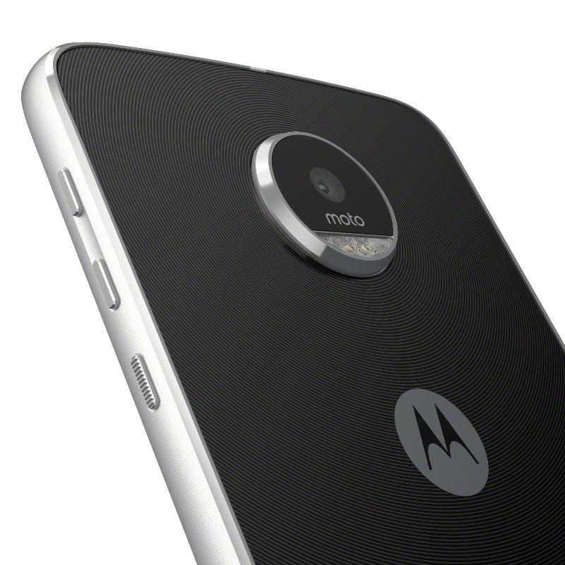 MotoZPlay SilverDv Detail ROW RGB - IFA 2016. Новый смартфон Moto Z Play и фотомодуль Hasselblad True Zoom