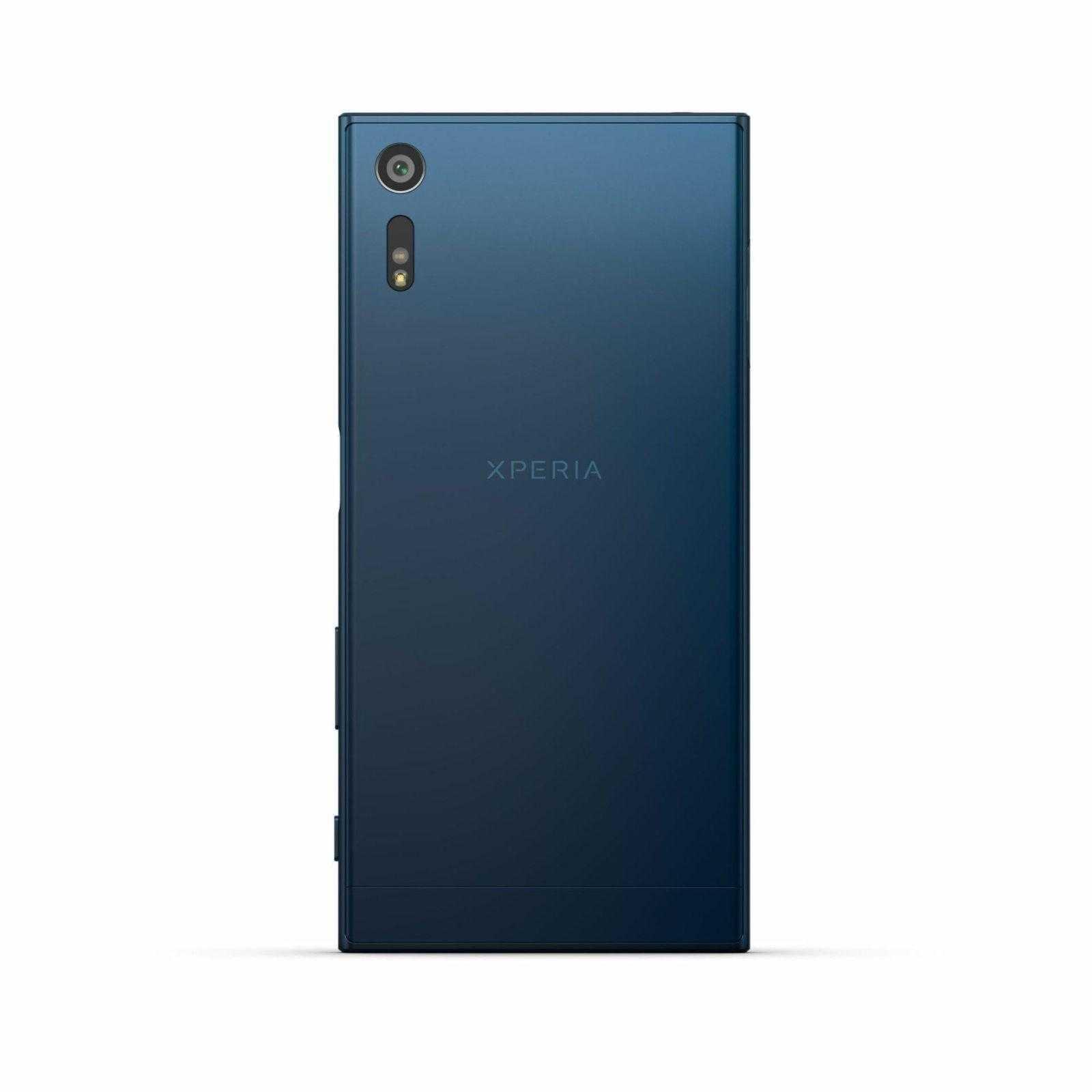 Sony XZ Forest Blue Back - IFA 2016. Sony представила новые смартфоны X compact и XZ