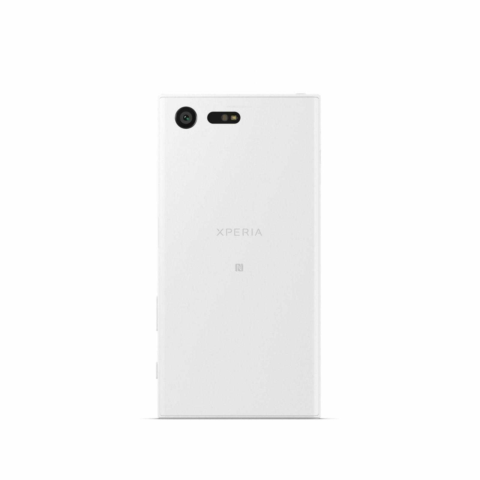 Sony Xperia X Compact White Back - IFA 2016. Sony представила новые смартфоны X compact и XZ