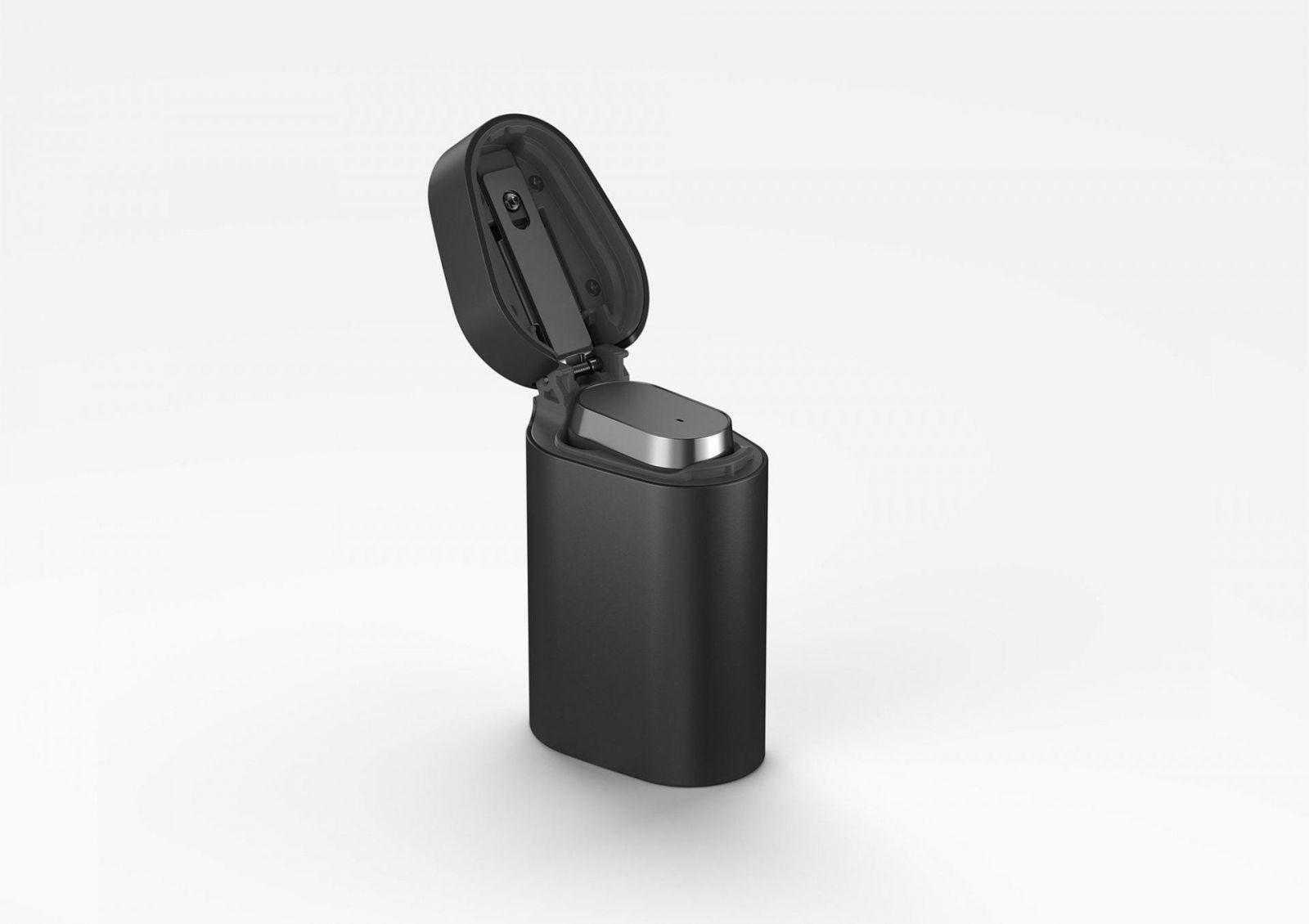 xperia ear grey design  - IFA 2016. Sony представила гарнитуру Xperia Ear