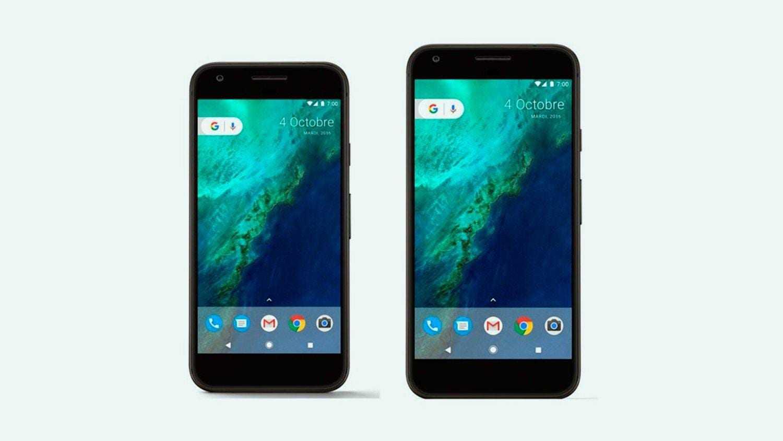 1GooglePixel - Google выпустил новые смартфоны Pixel и Pixel XL