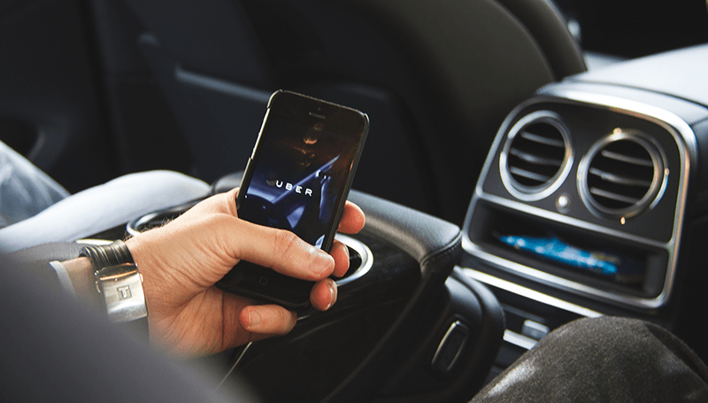Uber app - Uber полностью переделал своё приложение