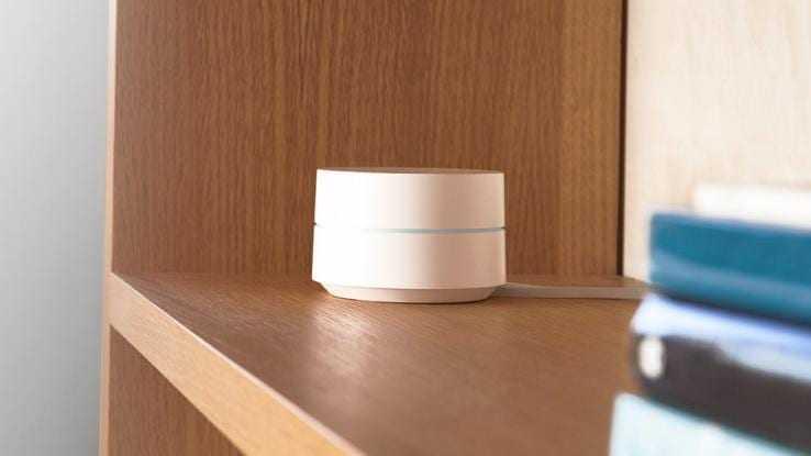 google wifi - Google Wi-Fi начнут доставлять в декабре