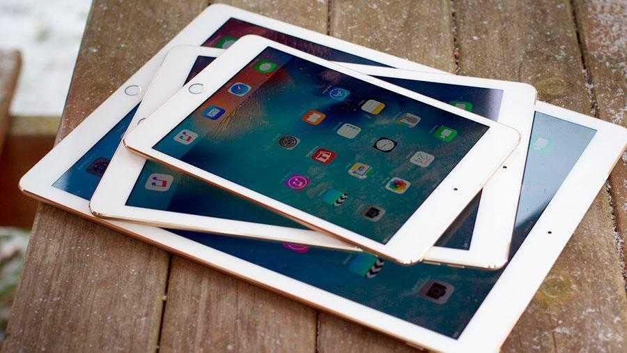 iPad Pro mini - Apple покажет iPad Pro Mini в марте 2017 года