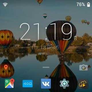 TenFifteen X01 Plus OS review 4 - Обзор TenFifteen X01 Plus с Android 5.1: умные часы или наручный смартфон?