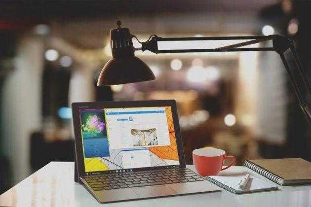 Miix 720 CES 630x420.jpg.pagespeed.ce .eDgsEG3uzX - CES 2017. Lenovo представила новые ThinkPad X1 и планшет Miix 720