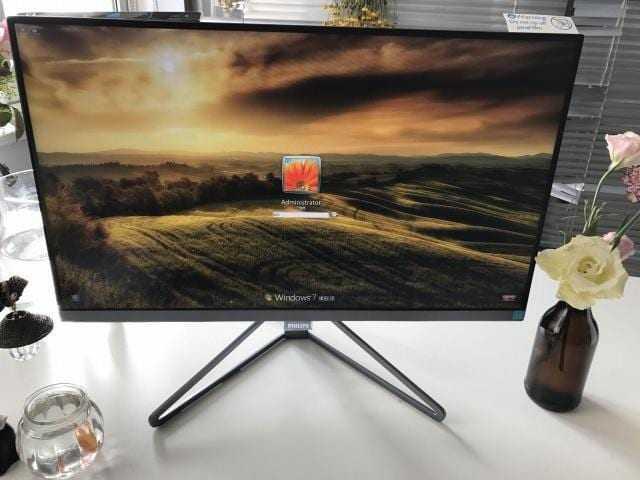 245C7QJSB 01 - Компания Philips выпустила новый сверхтонкий монитор Moda с поддержкой Ultra Wide Color