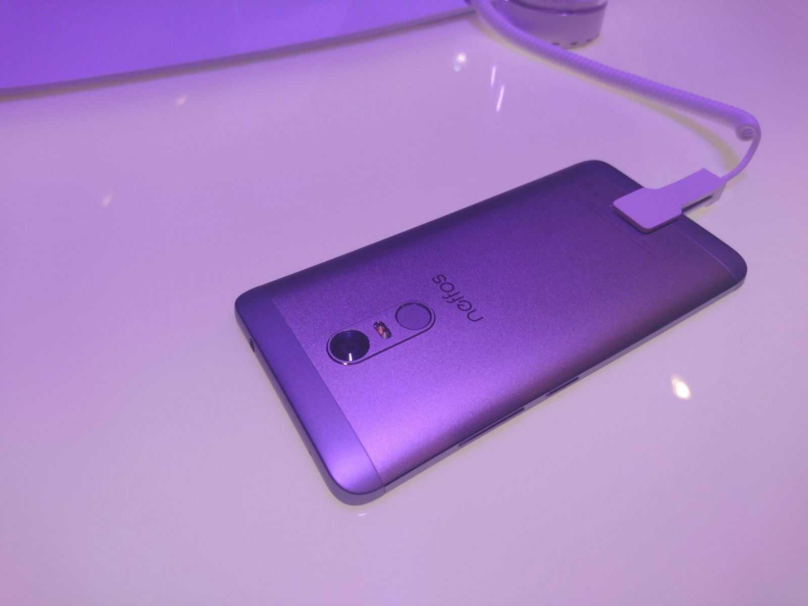 DSC 1635 - TP-Link представил новые смартфоны Neffos X1 и X1 Max в России