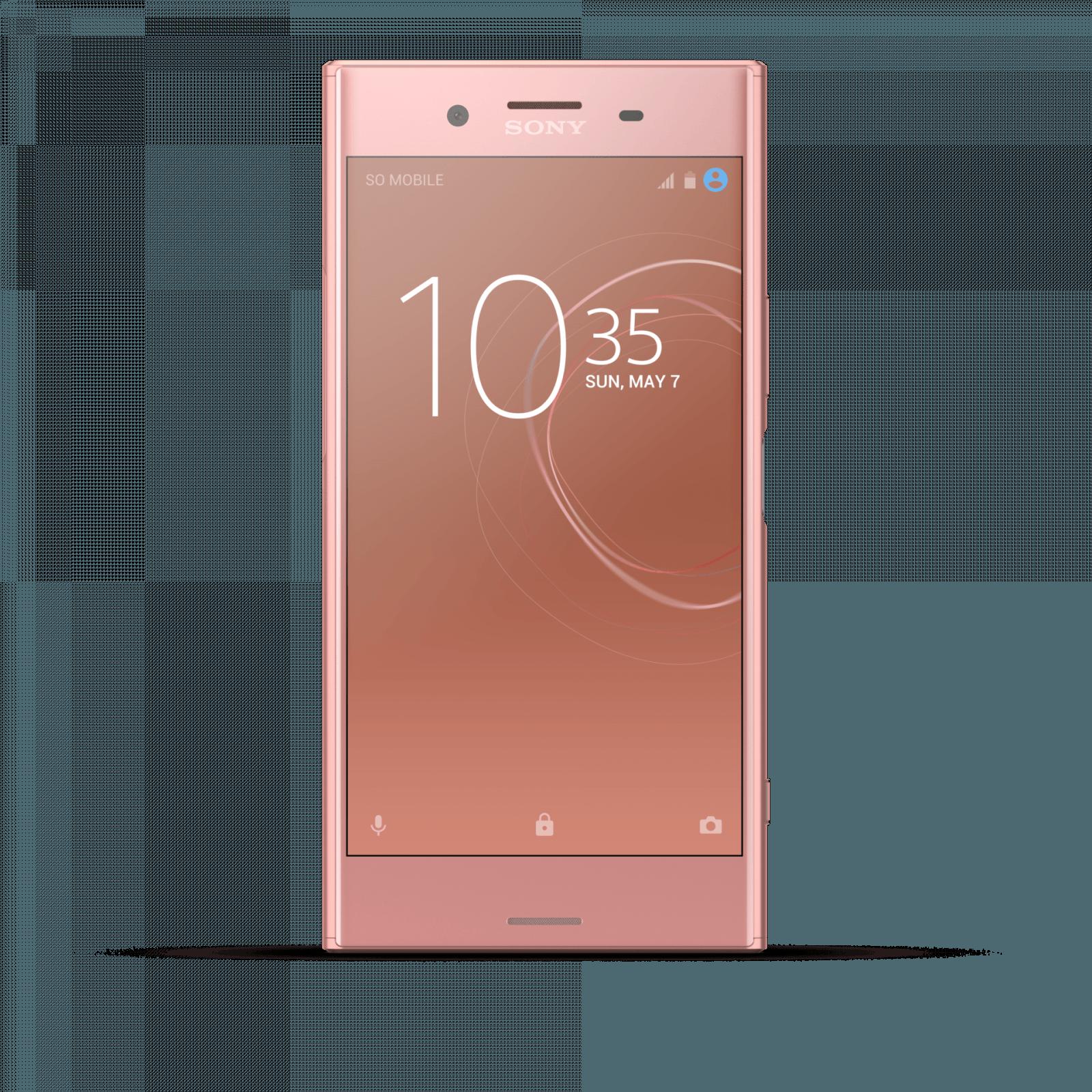XZ Premium BP front2 - Sony представила Xperia XZ Premium  в цвете розовая бронза