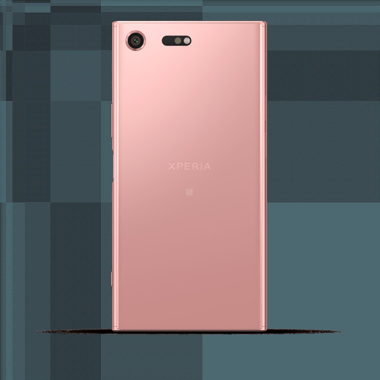 XZ Premium back 1 - Sony представила Xperia XZ Premium  в цвете розовая бронза