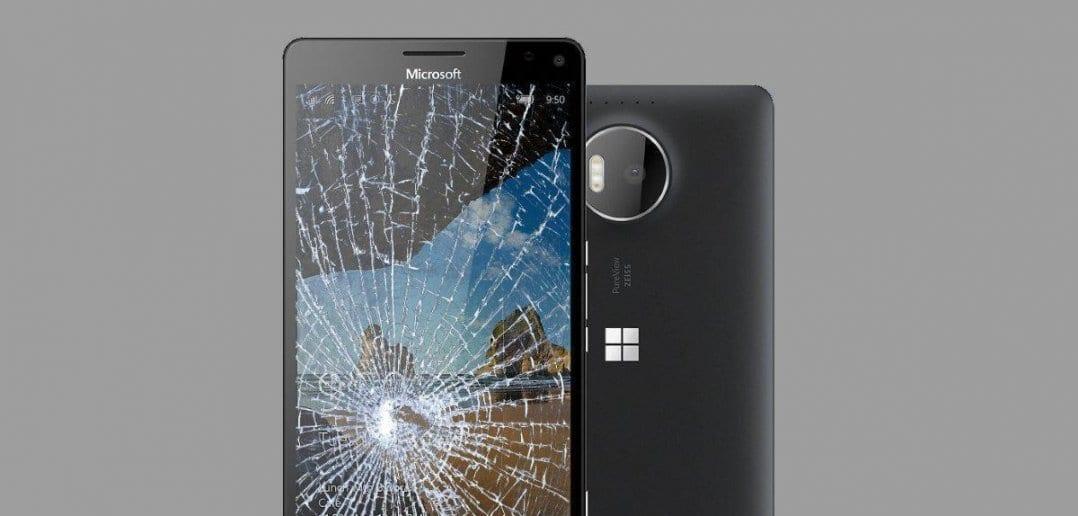 lumia 950 xl dead 1078x516 - Microsoft окончательно прекратила финансирование платформы Windows Phone