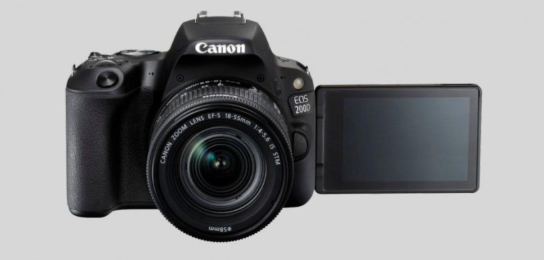 Canon EOS 6D Mark II 1078x516 - Представлены новые камеры Canon EOS 200D и EOS 6D Mark II