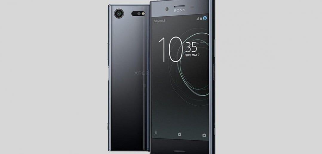Sony Xperia XZ Premium Dual 1