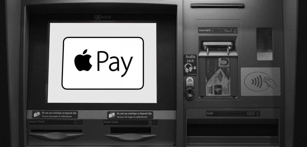 apple pay atm 1078x516 - Apple будет брать комиссию за переводы Apple Pay