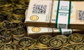 bitcoins 336x200 - В Беларуси создали «Бульбакоин»