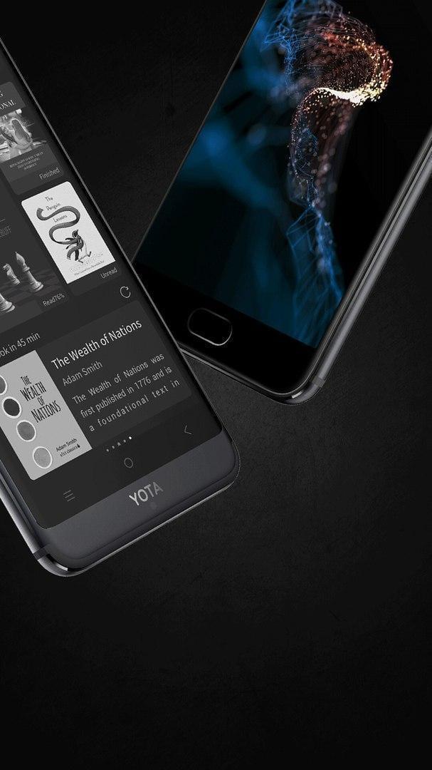 DL1223cAqKk - Смартфон YotaPhone 3 засветился на фото и будет называться Yota 3