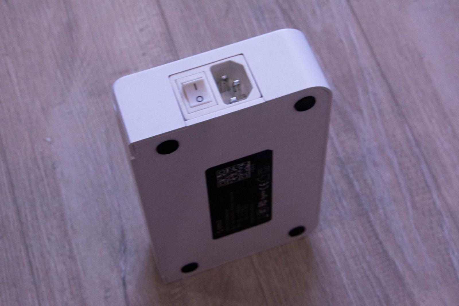 DSC 4008 - Заряжает! Обзор сетевого фильтра Orico OSC-4A4U