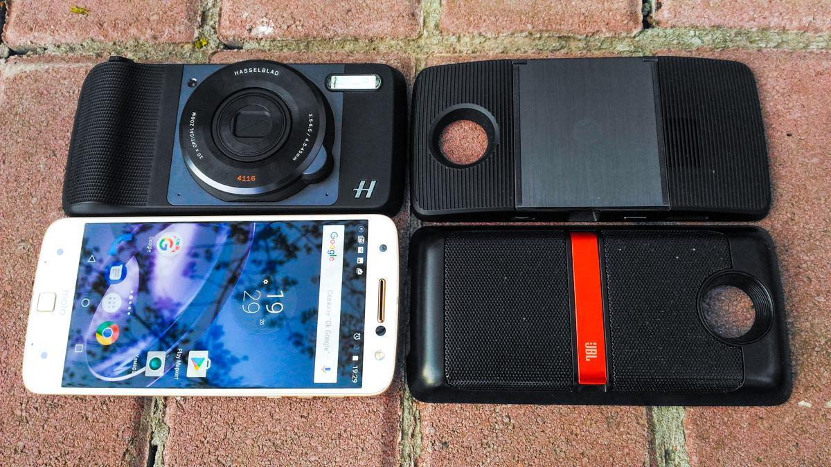 Moto Z 110 - Обзор смартфона Motorola Moto Zсмодулями Moto Mods. Подключай ивластвуй