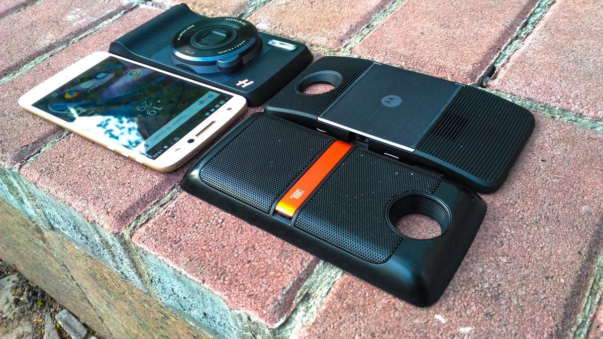 Moto Z 119 - Обзор смартфона Motorola Moto Zсмодулями Moto Mods. Подключай ивластвуй