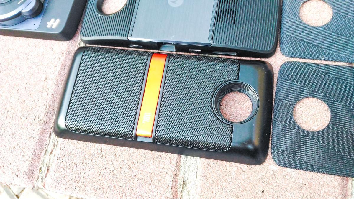 Moto Z 131 - Обзор смартфона Motorola Moto Zсмодулями Moto Mods. Подключай ивластвуй