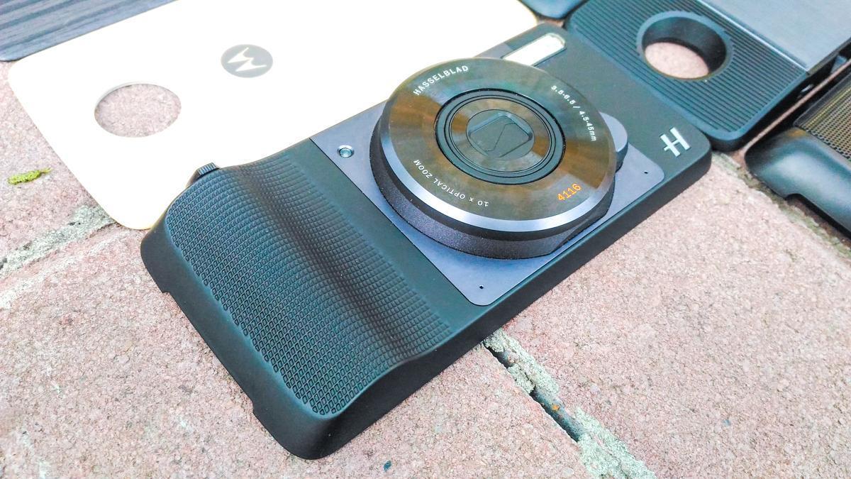 Moto Z 142 - Обзор смартфона Motorola Moto Zсмодулями Moto Mods. Подключай ивластвуй