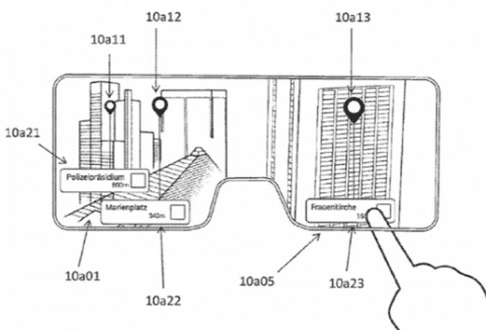 "NXy3Nevz0GsI6Qt8z2rVC5nz1V6ikZOvH - Новый ""яблочный"" патент - очки дополненной реальности Apple"