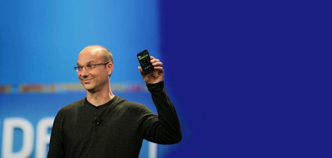 andy rubin 1078x516 - Компанию Essential, основанную Энди Рубином, создателем Android, покидают люди