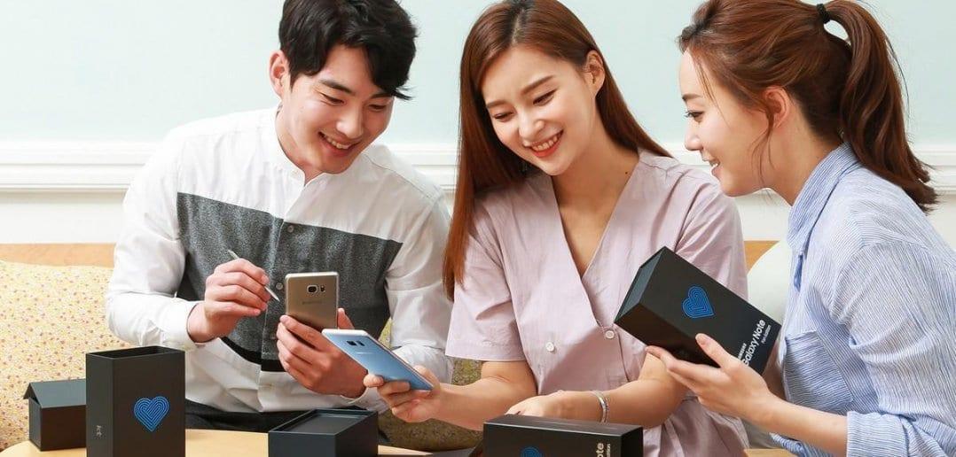 note 7 fe 1078x516 - Samsung выпустил Galaxy Note Fan Edition