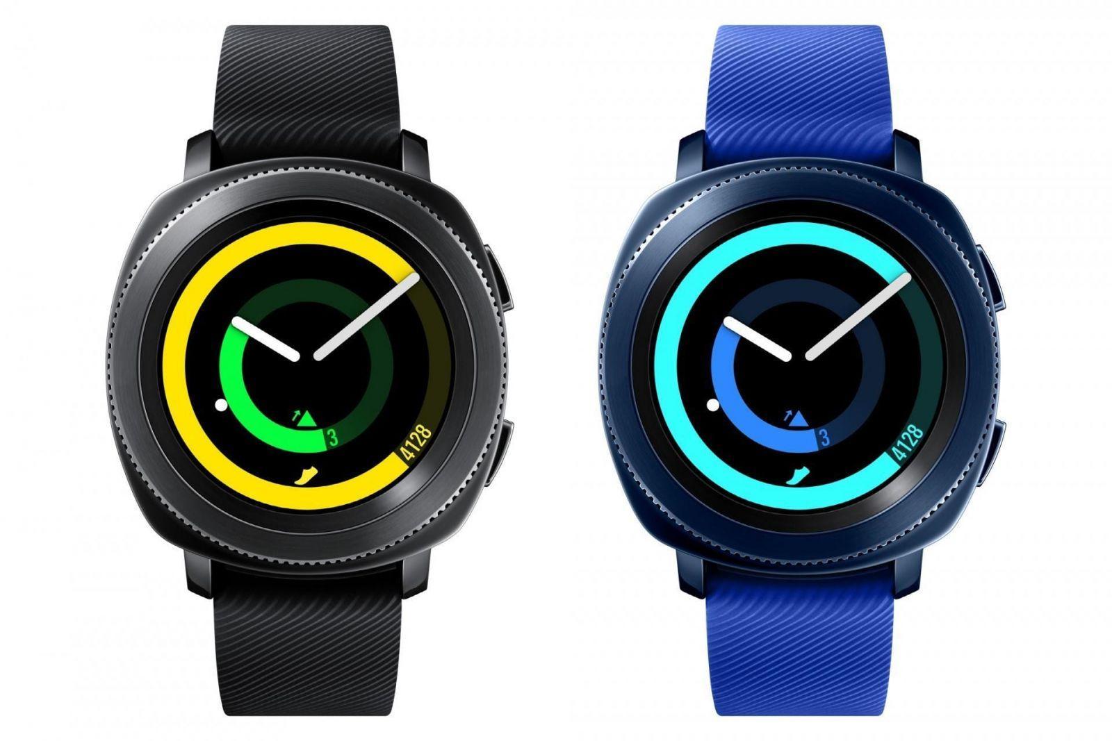 01 Gear Sport Dual - IFA 2017. Samsung переосмыслил умные часы Gear Sport