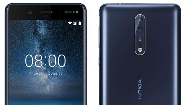 Новый смартфон Nokia станет первым, кто получит Android O