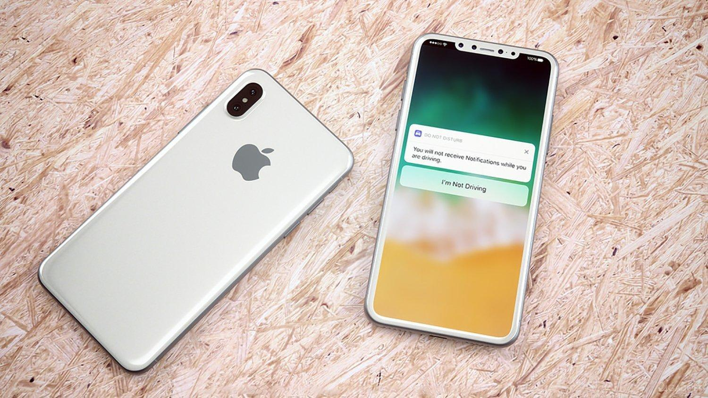 iPhone 8научится снимать 4Квидео при 60FPS