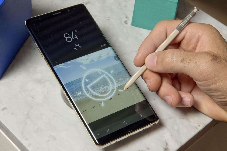 У Samsung Galaxy Note 8 лучший дисплей в мире по тестам DisplayMate