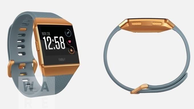 2 - Умные часы Fitbit засветились в сети