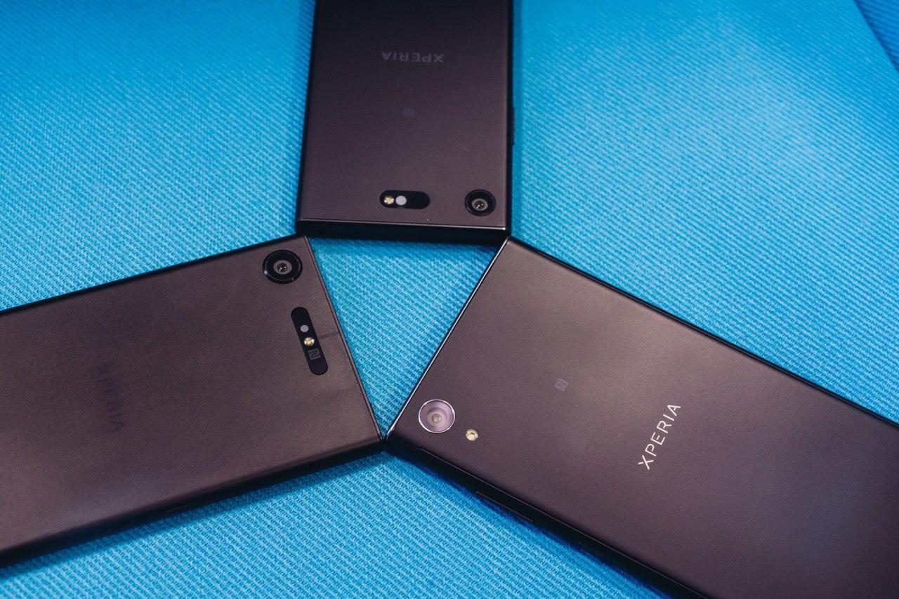 Старт продаж Sony Xperia XZ1 и XZ1 Compact в России