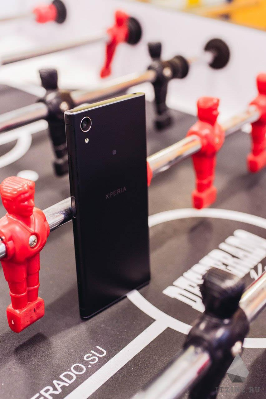 IFA 2017. Sony представила недорогой безрамочный смартфон Xperia XA1 Plus
