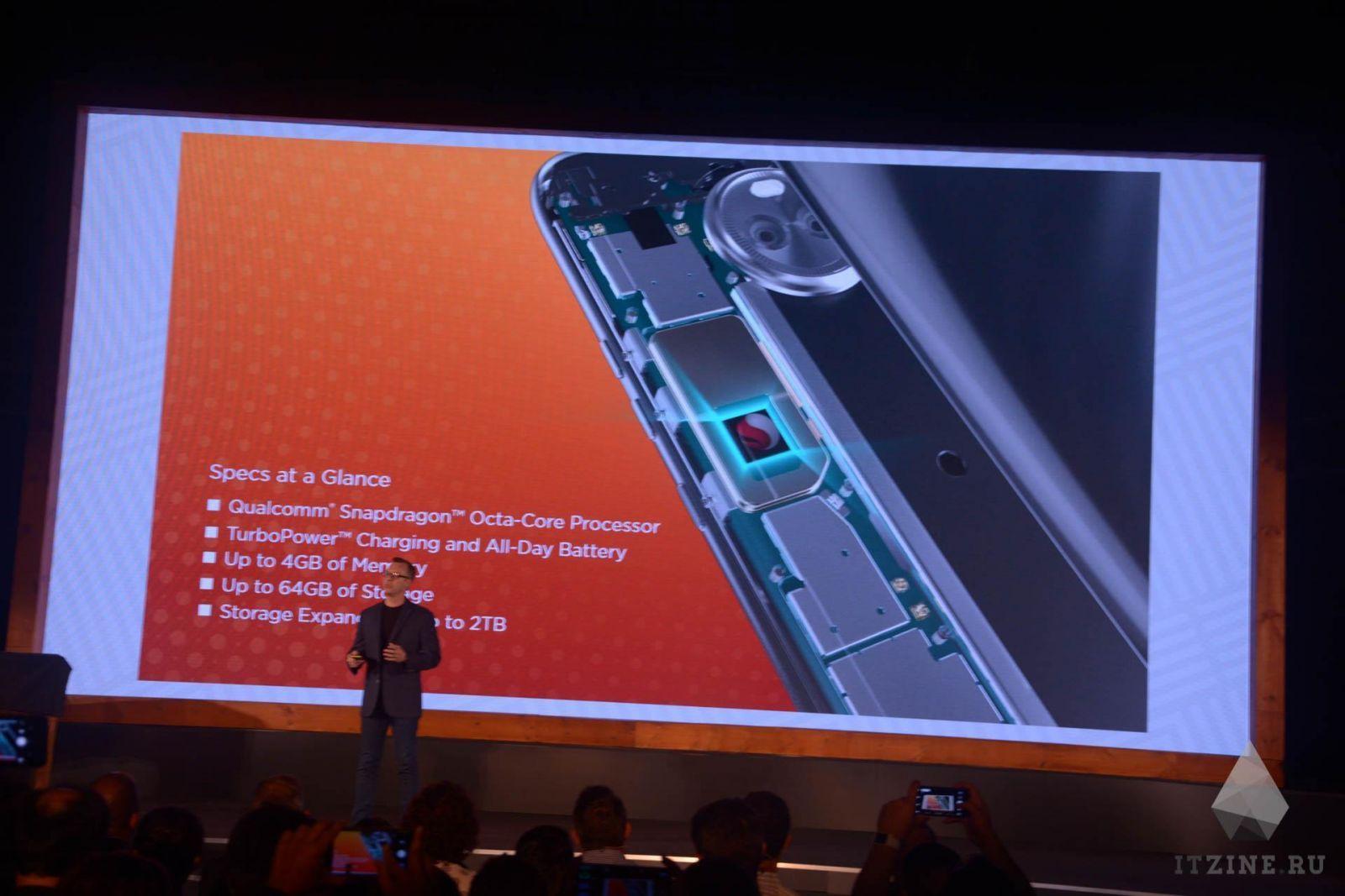 DSC 4667 - IFA 2017. Motorola представила новый Moto X4