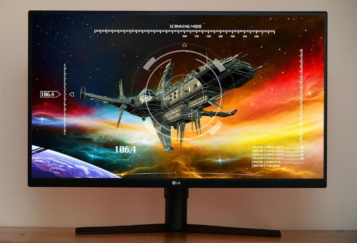 LG Gaming Monitor 02 - LG представит три новых монитора на IFA 2017
