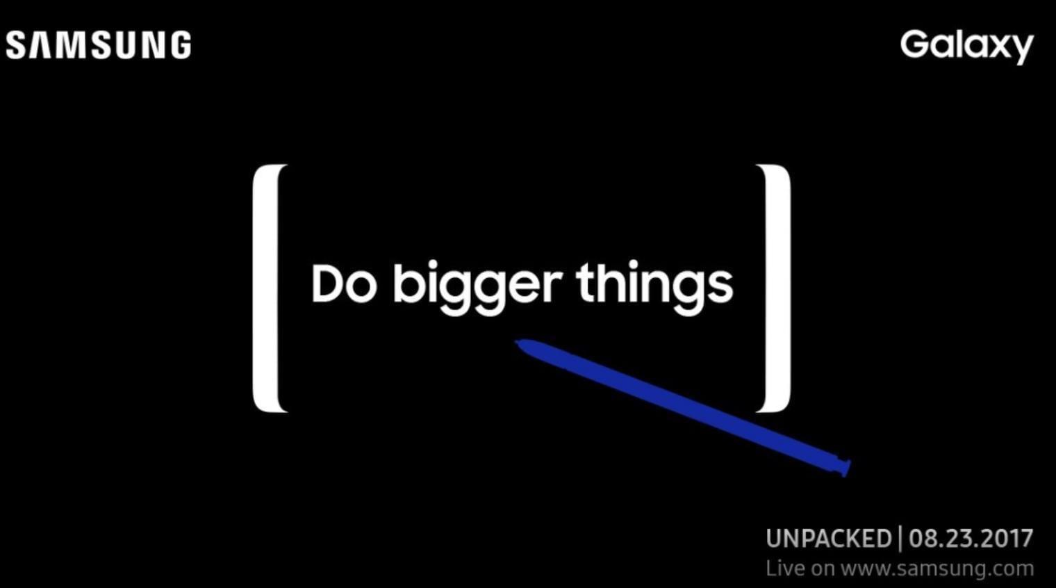 Samsung Galaxy Note 8 выйдет раньше, чем ожидалось