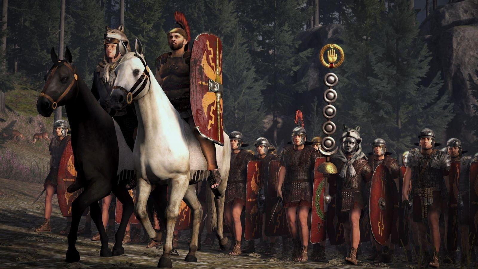 file 66289 total war rome commanders - Total War: ARENA выходит в закрытую бету