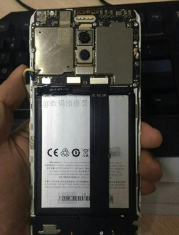 gsmarena 001 - В Meizu M6 Note будет двойная камера и мощная вспышка
