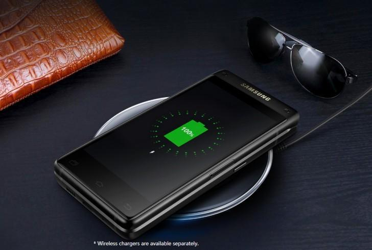 gsmarena 004 - Новый смартфон-раскладушка Samsung Leadership 8появился вКитае. Эксклюзивно уChinaMobile