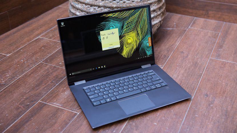 lenovo yoga 720 15 - Lenovo выпустила ноутбук Yoga 720-15 в России