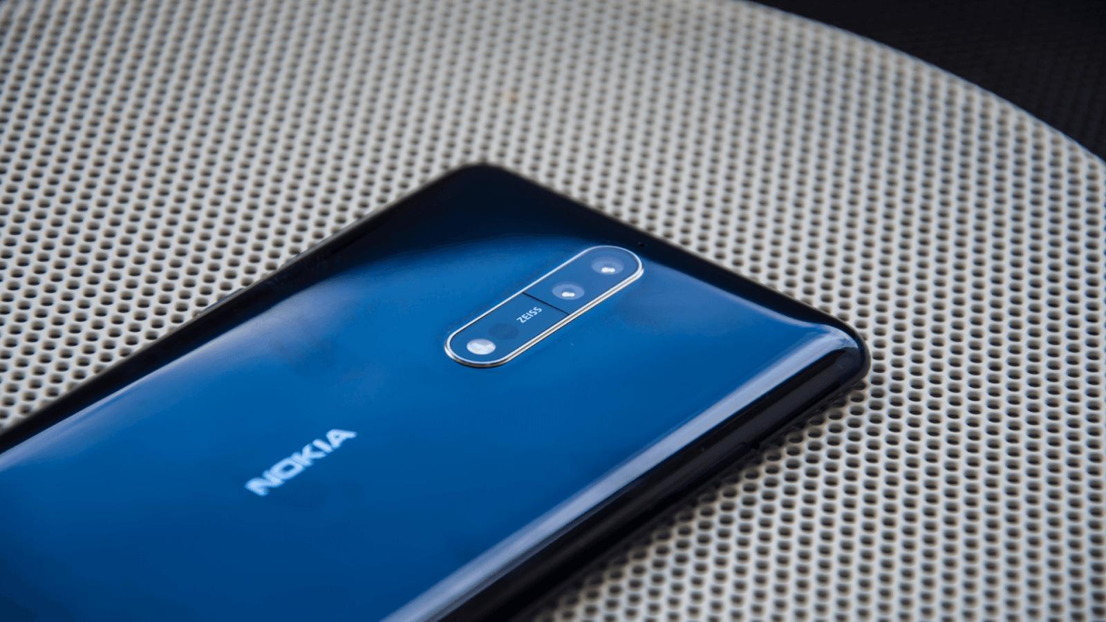 nokia 8 review 3 - Nokia выпустила свой первый смартфон на Android