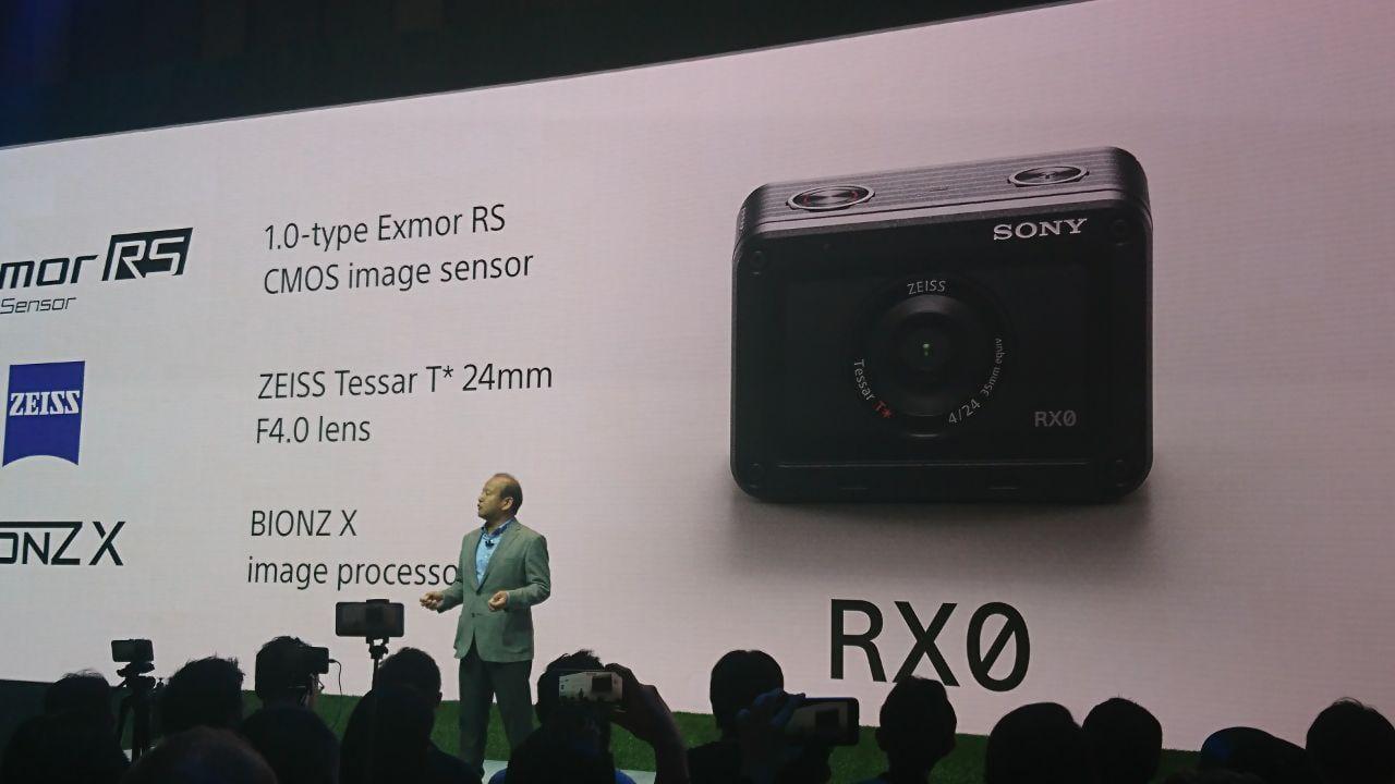 photo 2017 08 31 16 09 11 - IFA 2017. Sony сделала миниатюрную камеру RX0 для профессиональной съёмки