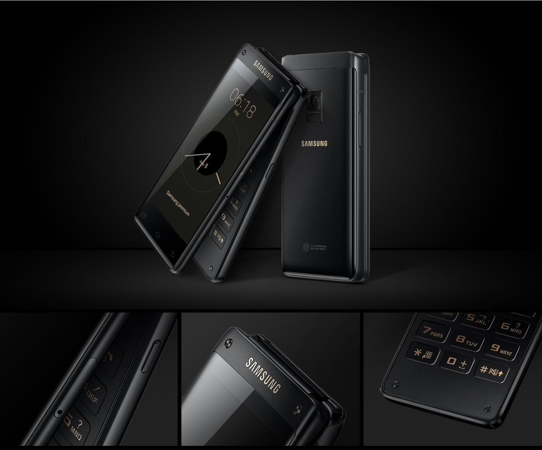 Новый смартфон-раскладушка Samsung Leadership 8появился вКитае. Эксклюзивно уChinaMobile
