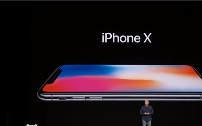 Apple презентовала iPhone 8, iPhone 8 Plus и iPhone X